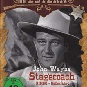JOHN WAYNE – Ringo / Stagecoach: Amazon.de: John Wayne, Claire Trevor, John Carradine, John Ford, John Wayne, Claire Trevor: DVD & Blu-ray