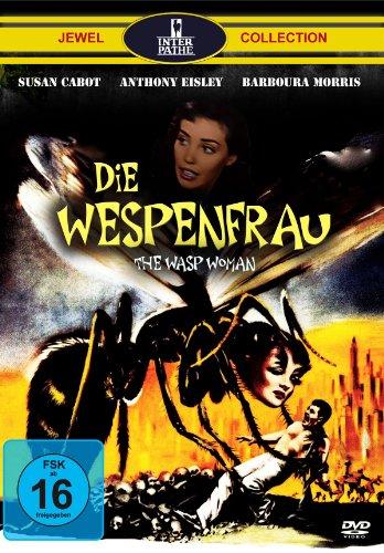 Die Wespenfrau: Amazon.de: Susan Cabot, Fred Eisley, Barboura Morris, Roger Corman, Susan Cabot, Fred Eisley: DVD & Blu-ray