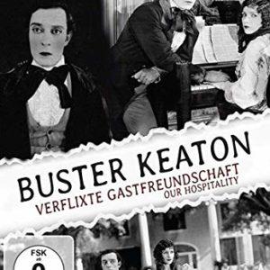 Buster Keaton – Verflixte Gastfreundschaft: Amazon.de: BusterKeaton, JoeRobberts, NatalieTalmadge, RalphBushman, JoeKeaton, BusterKeaton, Jack GBlystone, BusterKeaton, JoeRobberts: DVD & Blu-ray