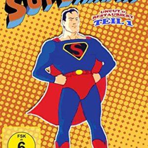 Max Fleischers Superman – Vol. 1: Amazon.de: Seymour Kneitel, Seymour Kneitel, Max Fleischer, SamBuchwald, DaveFleischer, Seymour Kneitel: DVD & Blu-ray