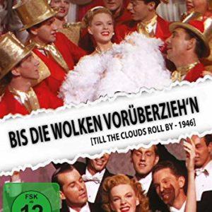 Bis die Wolken vorüberzieh'n – Till The Clouds Roll By 1946 – Judy Garland: Amazon.de: JuneAllison, LucilleBremer, JudyGarland, KathrynGrayson, VanHaflin, LenaHorne, VanJohnson, TonyMartin, RichardWhorf, JuneAllison, LucilleBremer: DVD & Blu-ray