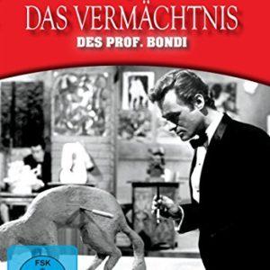 Das Vermächtnis des Prof. Bondi: Amazon.de: Dick Miller, Barboura Morris, Anthony Carbone, Roger Corman, Dick Miller, Barboura Morris: DVD & Blu-ray