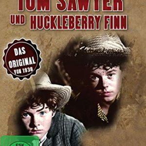 Die Abenteuer von Tom Sawyer und Huckleberry Finn: Amazon.de: Various, Noman Taurog, Various: DVD & Blu-ray