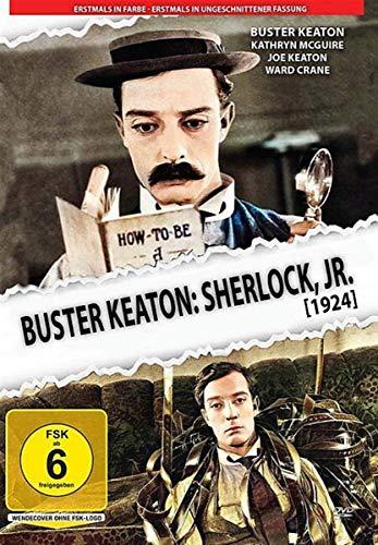 Buster Keaton – Sherlock Junior 1924 – in kolorierter Fassung: Amazon.de: BusterKeaton, KathrynMcGuire, NatalieTalmadge, WardCrane, ErwinConnelly, Monte Collins, JoeKeaton, FordWest, BusterKeaton, BusterKeaton, KathrynMcGuire: DVD & Blu-ray