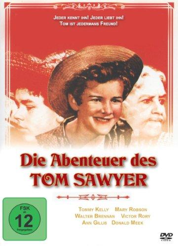 Die Abenteuer Des Tom Sawyer: Amazon.de: Tommy Kelly, Mary Robson, Walter Brennan, Victor Rory, Ann Gillis, Donald Meek, Norman Taurog, Tommy Kelly, Mary Robson: DVD & Blu-ray