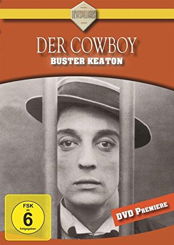Buster Keaton: Der Cowboy: Amazon.de: Buster Keaton, Ray Thompson, Kathleen Myer, Buster Keaton, Buster Keaton, Ray Thompson: DVD & Blu-ray