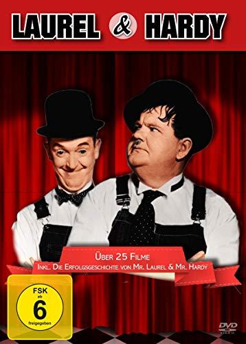 Laurel & Hardy Vol. 2 4 DVD + 1 CD – Die viel besser sind als nur Dick und Doof: Amazon.de: Stan Laurel, Oliver Hardy, Walter Bluhm, Michael Habeck, Billy West, Larry Semon, Hal Roach, Stan Laurel, Oliver Hardy: DVD & Blu-ray