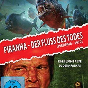 Piranha – Der Fluss des Todes (1972): Amazon.de: WilliamSmith, PeterBrown, AhnaCapri, TomSimcox, JohnVillegas, Julie Teca, ErnieFracis, MiguelBerzares, WilliamGibson, WilliamSmith, PeterBrown: DVD & Blu-ray