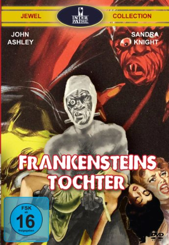 Frankensteins Tochter: Amazon.de: John Ashley, Sandra Knight, Donald Murphy, Richard Cunha, John Ashley, Sandra Knight: DVD & Blu-ray