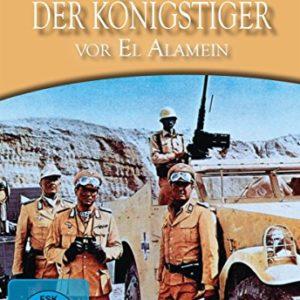 Der Königstiger vor El Alamein: Amazon.de: Frederick Stafford, George Hilton, Robert Hossein, Giorgio Ferroni, Frederick Stafford, George Hilton: DVD & Blu-ray