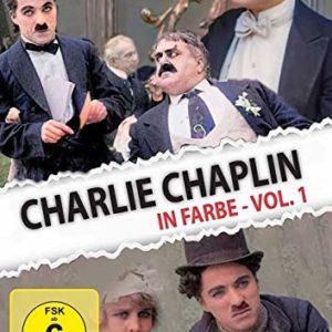 Charlie Chaplin in Farbe – Vol. 1: Amazon.de: Sir Charles Chaplin, Charlie Chaplin, Sir Charles Chaplin: DVD & Blu-ray