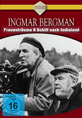 Ingmar Bergman (2 Filme): Amazon.de: Eva Dahlbeck, Gunnar Björnstrand, Harriet Andersson, Ingmar Bergman, Eva Dahlbeck, Gunnar Björnstrand: DVD & Blu-ray