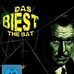 Vincent Price: Das Biest -The Bat 1959 inkl. kolorierter Fassung: Amazon.de: VincentPrice, AgnesMoorehead, GavinGordon, JohnSutton, LenitaLane, ElaineEdwards, Darla Hood, JohnBryant, CraneWilbur, VincentPrice, AgnesMoorehead: DVD & Blu-ray