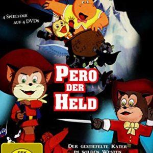Pero, Der Held – Der Gestiefelte Kater [4 DVDs]: Amazon.de: Der Gestiefelte Kater, Hiroshi Shidara, Kimio Yabuki, Der Gestiefelte Kater: DVD & Blu-ray