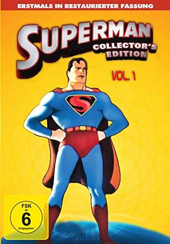 Superman Collector´s Edition Vol. 1: Amazon.de: Cartoon Stars, Dave Fleischer, Cartoon Stars: DVD & Blu-ray