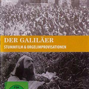 Der Galiläer 1921 – Stummfilm mit Orgelimprovisationen: Amazon.de: Adolf Faßnacht, Georg Faßnacht, Eva Gühne, Else Dietler, Ernst Hellbach-Kühn, Dimitri Buchowetzki, Adolf Faßnacht, Georg Faßnacht: DVD & Blu-ray