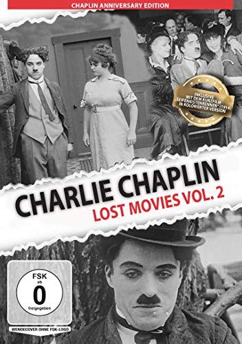 Charlie Chaplin – Lost Movies Vol. 2 / Verlorene Filme Vol. 2: Amazon.de: Charlie Chaplin, Mabel Normand, ChesterConklin, AliceDavenport, MimtaDurfee, Charlie Chase, Roscoe &#34, Fatty&#34, Arbuckle, Dan Albert, HenryLehrman, GeorgeNichols, MabelNormand, MaxSennett, Charlie Chaplin, Mabel Normand: DVD & Blu-ray