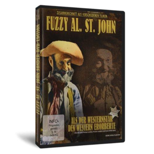 Fuzzy Al. St. John – Als der Westernstar den Western eroberte: Amazon.de: Fuzzy Al. St. John: DVD & Blu-ray