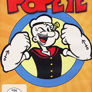 Popeye – Der Seemann (Lim.Ed.): Amazon.de: Popeye, Dave Fleischer, Popeye: DVD & Blu-ray